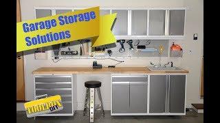 Choosing Garage Storage Solutions | Garage Organization Episode 2