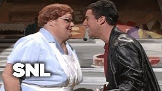 Adam Sandler: Lunch Lady Land   SNL