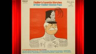 Aida, Grand March (Verdi) - Fiedler, Boston Pops