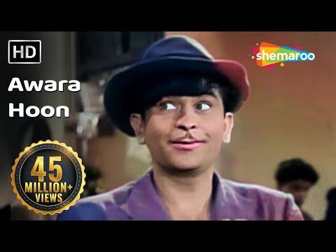 Awara Hoon   Awaara Songs   Raj Kapoor     Mukesh   Shankar Jaikishan   Ultimate Raj Kapoor Song