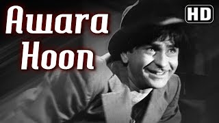 Awara Hoon | Awaara Songs | Raj Kapoor | | Mukesh