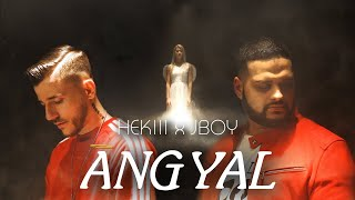 HEKIII x JBOY - ANGYAL (Official Music Video)
