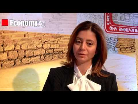 HRH Princess Dana Firas Interview with Economy.bg P3