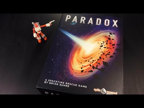 Stikfa-mations by Greg Cornell: Paradox Review and How To Play