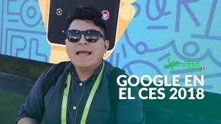 Google en el CES 2018