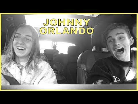 Johnny Orlando Carpool Karaoke