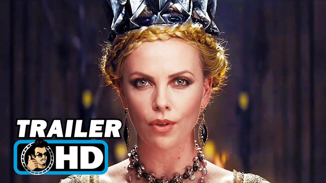 Video trailer för Snow White and the Huntsman - Official Trailer (HD) Kristen Stewart, Charlize Theron