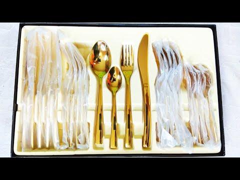 Набор столовых приборов Elegant Life / Elegant Life Cutlery Set