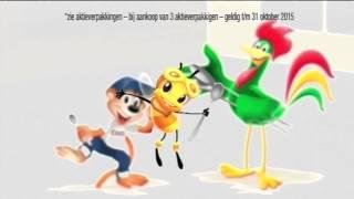 Kellogg's tv-commercial lepeltjesactie