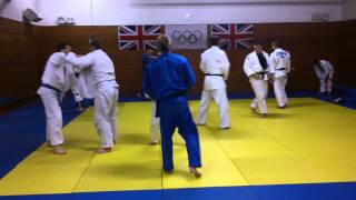 preview picture of video 'Randori Judo Session at the Welwyn Garden City Judo Club - Senior Class'