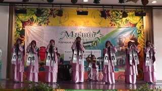 NAIB JOHAN BNM Melaka 2013   Wardatuddiniah