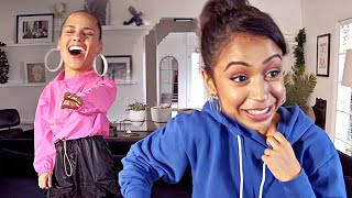 DANCE BATTLE WITH ALICIA KEYS • Dance Charades with Liza