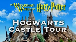 The ULTIMATE Hogwarts Castle TOUR | Wizarding World of Harry Potter