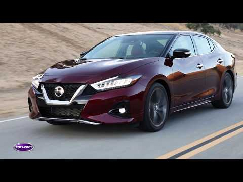 2019 Nissan Maxima: First Look — Cars.com