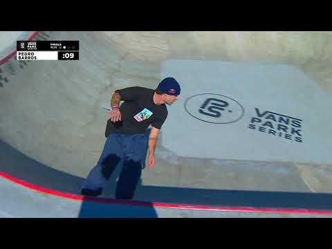 1st Place - Pedro Barros (BRA) 88.63 | Sao Paulo, BRA | 2019 Men's Pro Tour | Vans Park Series