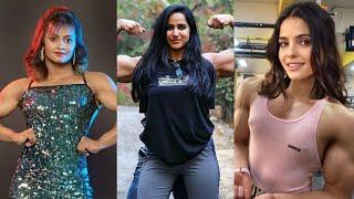 Top 10 Female Bodybuilder In India 2021 | टॉप 10 महिला बोडीबिल्डर - 10