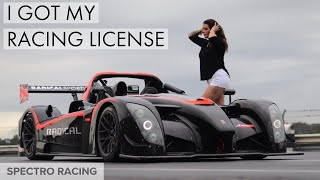 I Got My Racing License! - Primal Racing School