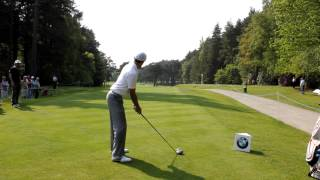 preview picture of video 'Charl Schwartzel 12th tee at Wentworth'