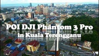DJI Phantom 3 Professional Point Of Interest (POI)