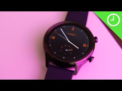 TicWatch C2 review: Super sub $200 Wear OS smartwatch