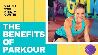 BENEFITS OF PARKOUT | GET FIT with KRISTY #2 ✨ GET FIT #35