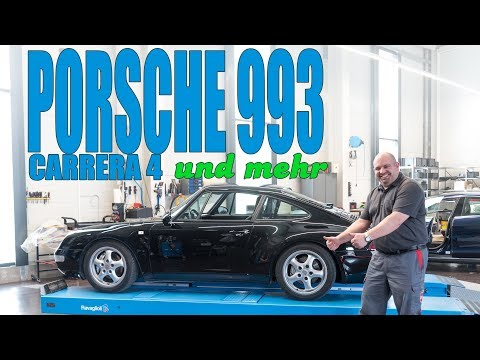 Porsche 993 Carrera 4 und mehr