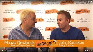 John Rampton - UnGagged Las Vegas 2015