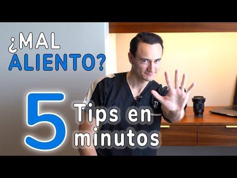 ¿Cómo eliminar el mal aliento? 5 tips PROBADOS, En sólo 5 minutos