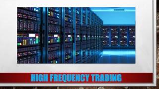 EA et Trading Automatique