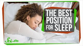 What's the Best Position to Sleep In?