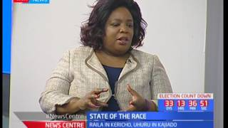 State of the race: Joy Mdivo and Philip Kisia in studio (Part 1)
