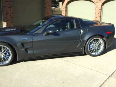 Video of '09 Corvette ZR1 - $75,000.00 Offered by Auto Connection, Inc. - DJBI