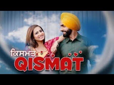 Qismat (Full Movie) HD । Ammy Virk । Sagun Mehta । Latest Punjabi Movies 2018