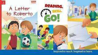 Reading, Skill, Go! - A Letter to Roberto