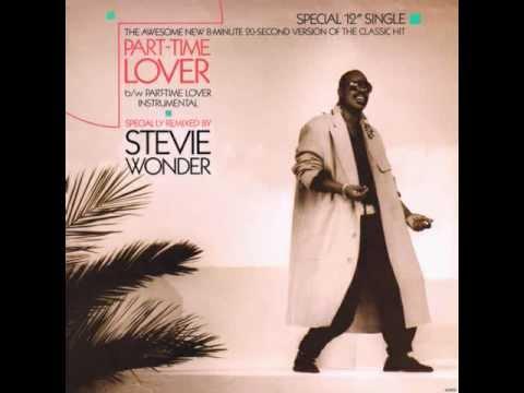 Stevie Wonder - Part Time Lover (Extended Version) letöltés