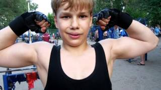 Бицепс. Силовая тренировка. Часть 3 / Biceps . Power training. Part three