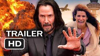 Speed 3 - Flight Risk (Keanu Reeves Sandra Bullock) 2020 Movie Trailer Parody