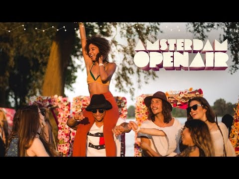 Video Amsterdam Open Air 2016 | Official Aftermovie