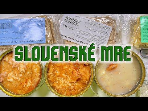 Ochutnávka slovenského MRE