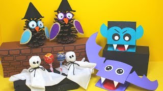 Fun Halloween Crafts For Kids | Halloween Craft Ideas