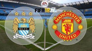 Fifa 18: Manchester City vs Manchester United