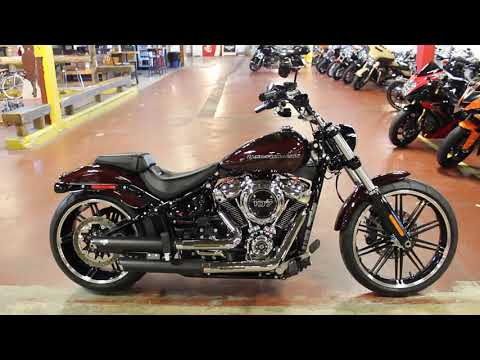 2018 Harley-Davidson Breakout® 107 in New London, Connecticut - Video 1