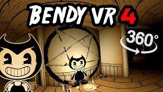 Bendy VR 360 #4: Devil