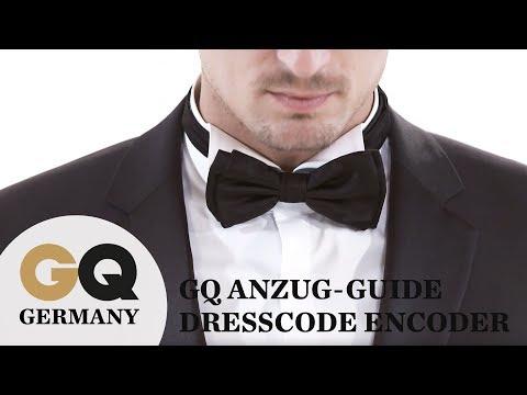 GQ Anzug-Guide   Dresscode – Drei Anzüge für drei Anlässe
