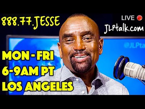 Wed, Aug 21 - Call-in: 888-77-JESSE, live 6-9 AM PT (Los Angeles)