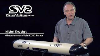 Korg SV-2S 88 - Video