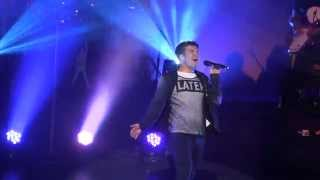 Joe McElderry - Until The Stars Run Out - Stevenage