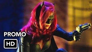 Сериалы CW, DCTV Elseworlds Crossover Teaser Promo #4 - The Flash, Arrow, Supergirl, Batwoman Reveal (HD)
