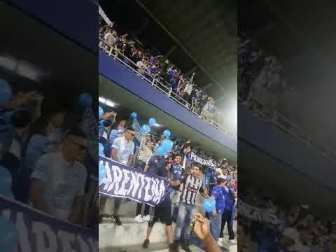 """""""La Original Boca del Pozo"""" Barra: Boca del Pozo • Club: Emelec"""