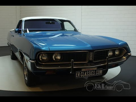 Video of '71 Ranchero - Q5CM